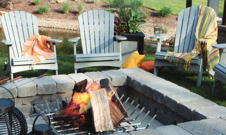 Adirondacks Hot Tubs Fireplaces Patio Furniture Heat N