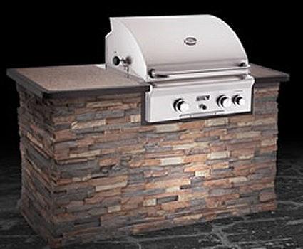 36 Gas Range >> 24 inch Built In Grill | AOG Gas Grill Lansing, MI