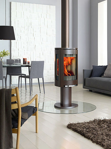 Wood Amp Gas Stoves Contemporary Stoves In Okemos Mi