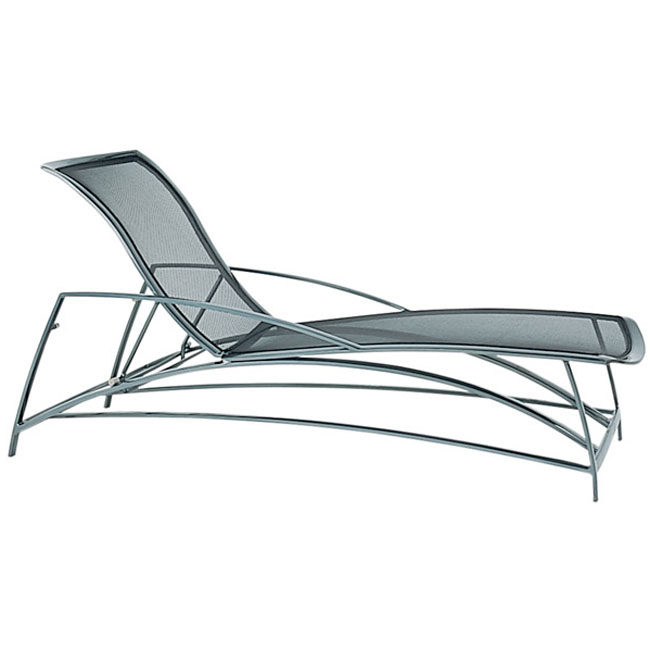 Chaises daybeds hot tubs fireplaces patio furniture for Brown jordan chaise lounge