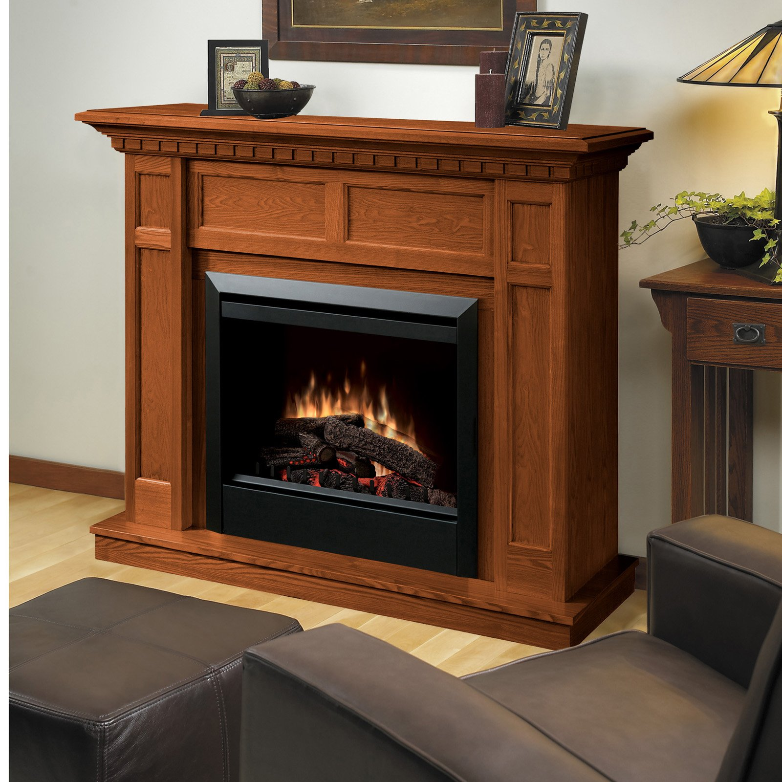 Electric Built In Fireplaces