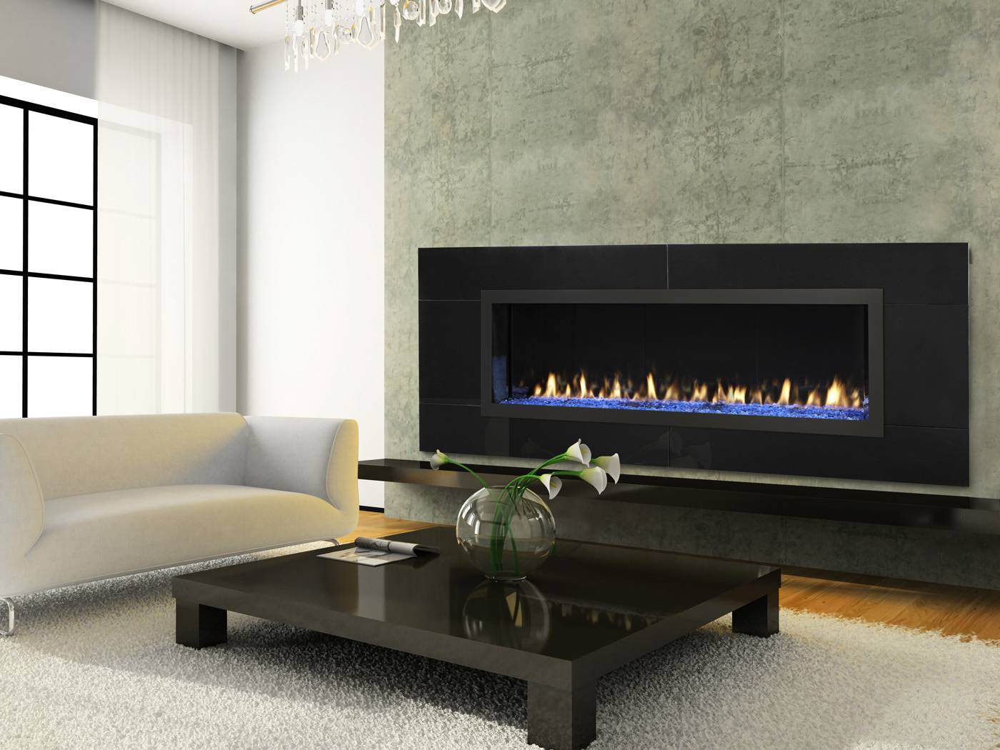 Gas Fireplace Design Ideas