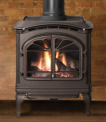 Canon Manor Gas Fire