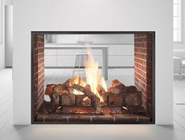 see through electric fireplace gas fireplaces archives page 3 of 5 tubs 5108
