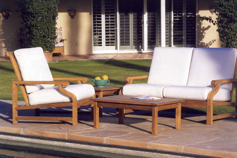 Teak Seating Archives Hot Tubs Fireplaces Patio Furniture - Teak deep seating patio furniture