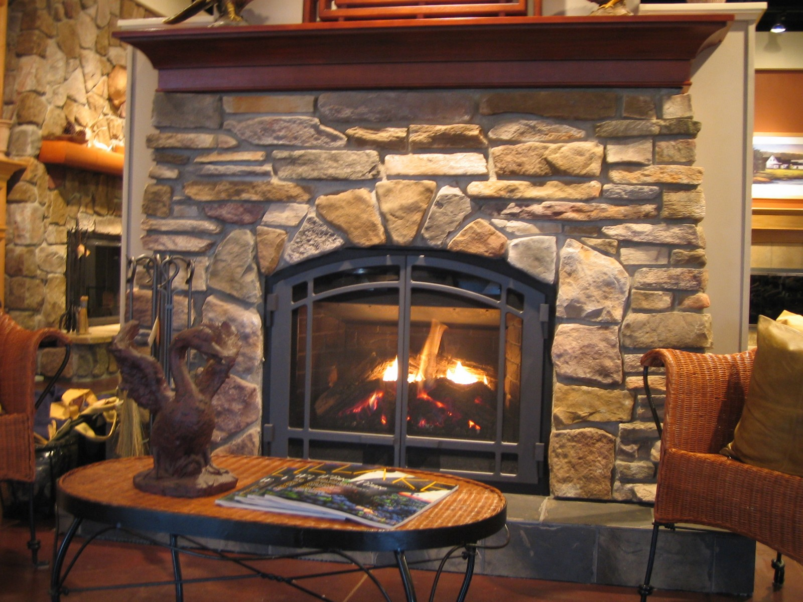 Gas fireplaces archives hot tubs fireplaces patio - Cassette para chimeneas ...