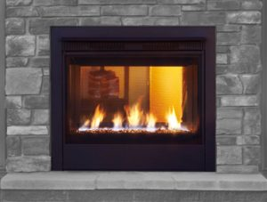 Heat Glo S Twilight Ii Is The World First Indoor Outdoor See Through Fireplace Enjoy Your From Family Room And Patio Simultaneously