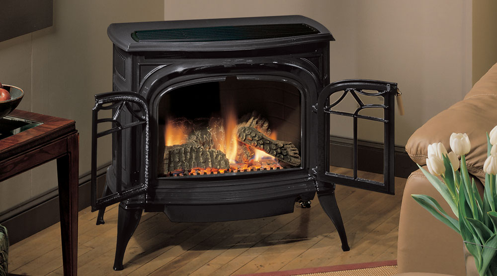 Freestanding Gas Heater Heating Stoves In Okemos MI