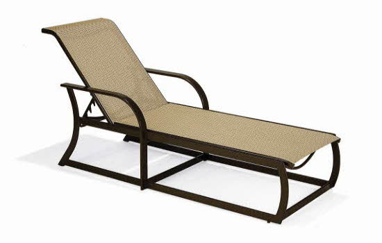 Key West Patio Furniture Chaise Lounge Chair
