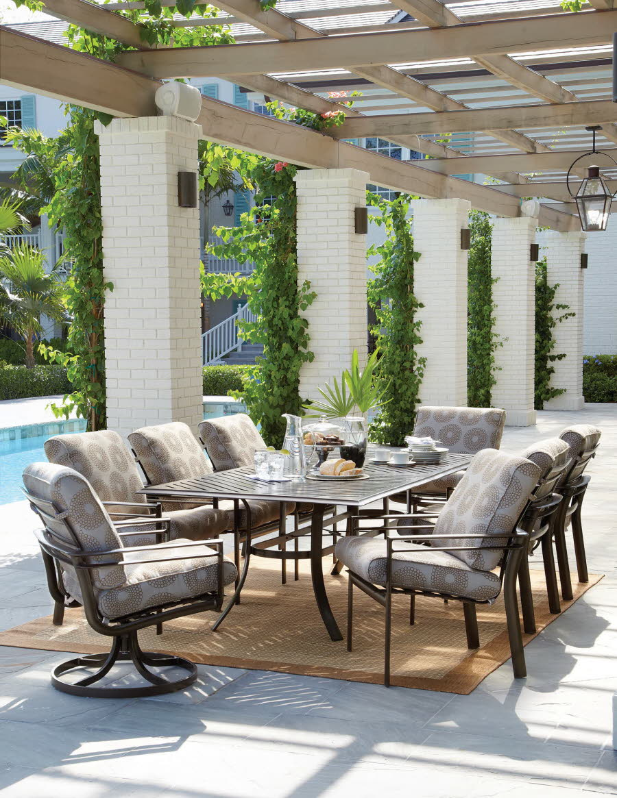 Material For Outdoor Furniture Cushions