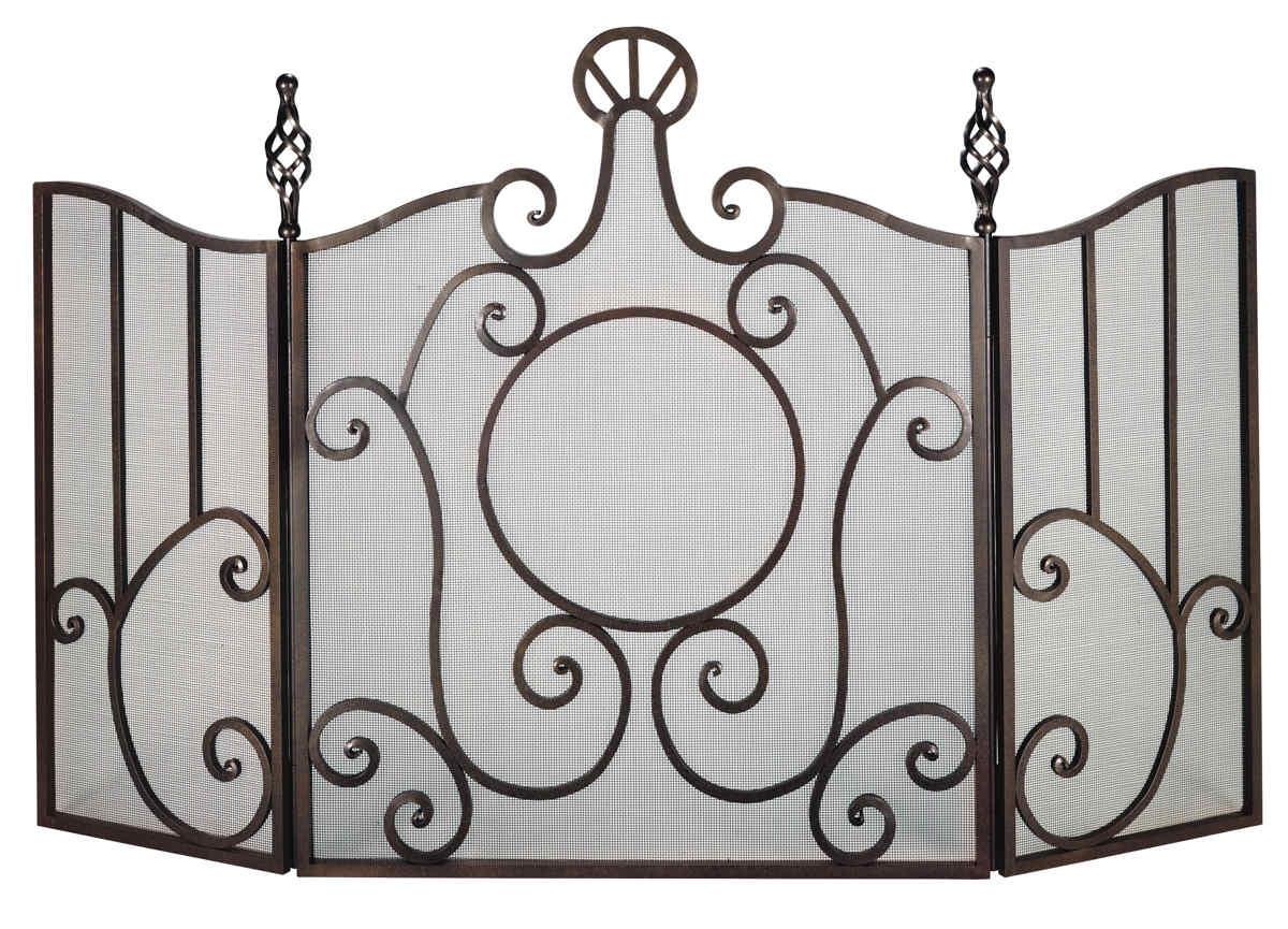 Hearth Screen | Decorative Fireplace Screens in Okemos, MI