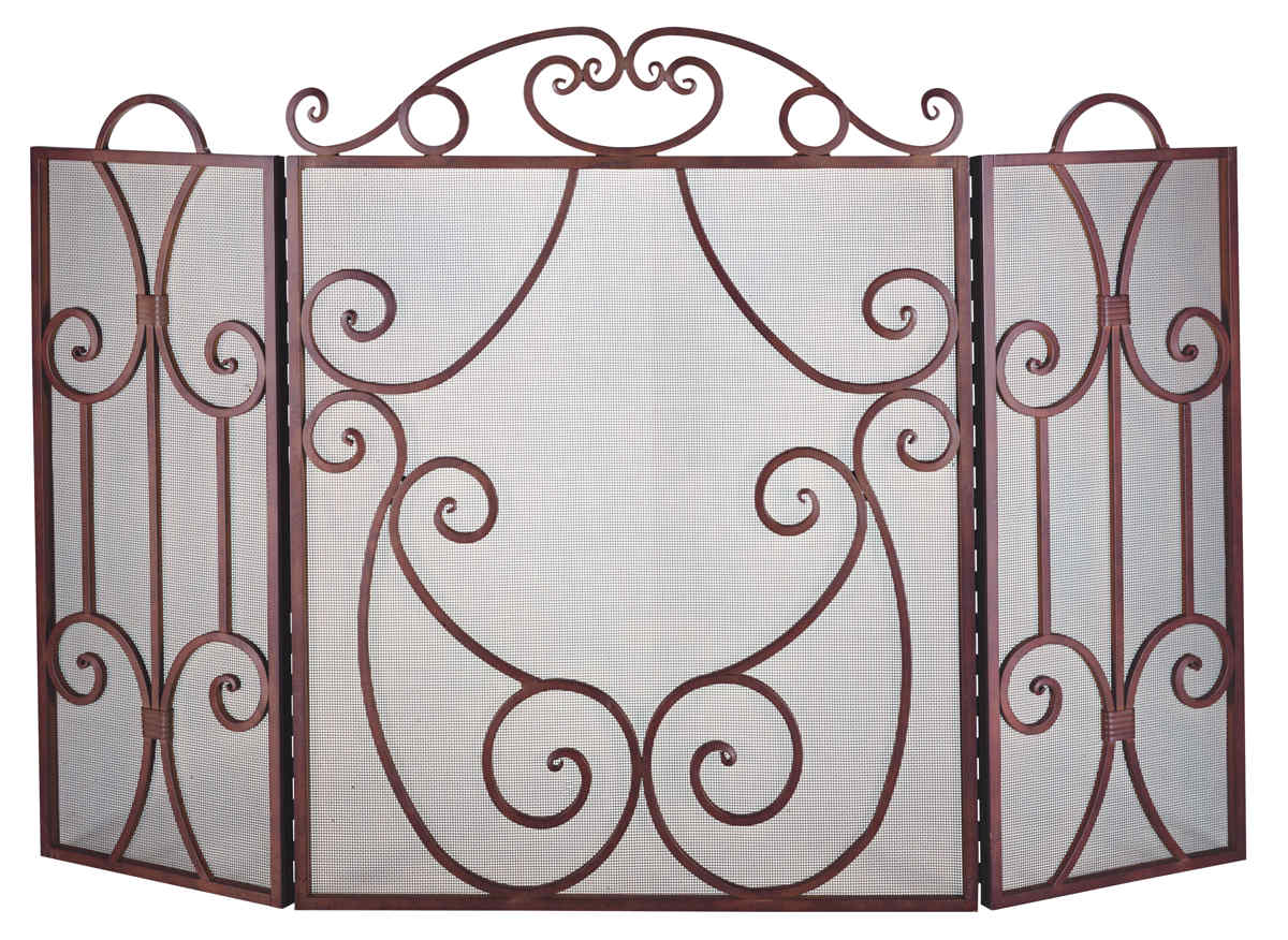hearth screen decorative fireplace screens in okemos mi