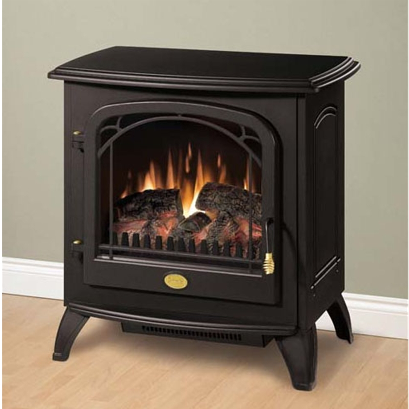 Electric Stove Heater ~ Freestanding electric stove fireplace