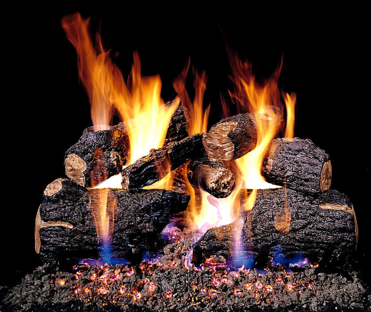 Natural Gas Fireplace Logs With Remote Mycoffeepot Org