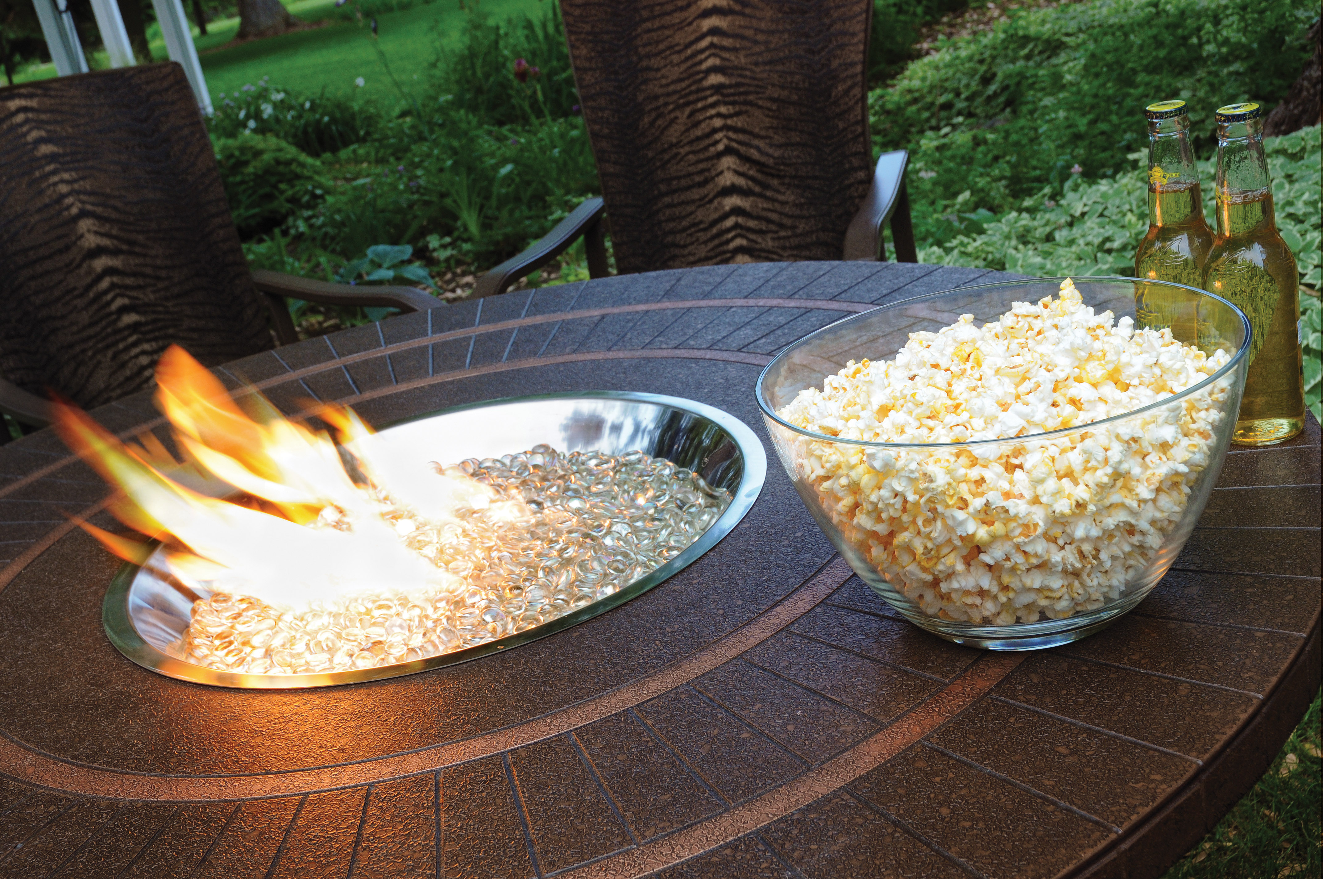 122 Best Backyard   Fire Tables Images On Pinterest | Fire Table, Backyard  Ideas And Garden Ideas