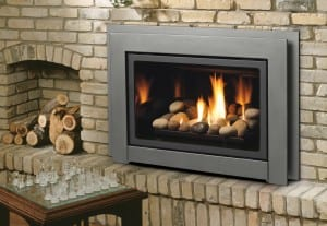gas fireplace inserts rocks gas inserts hot tubs fireplaces patio