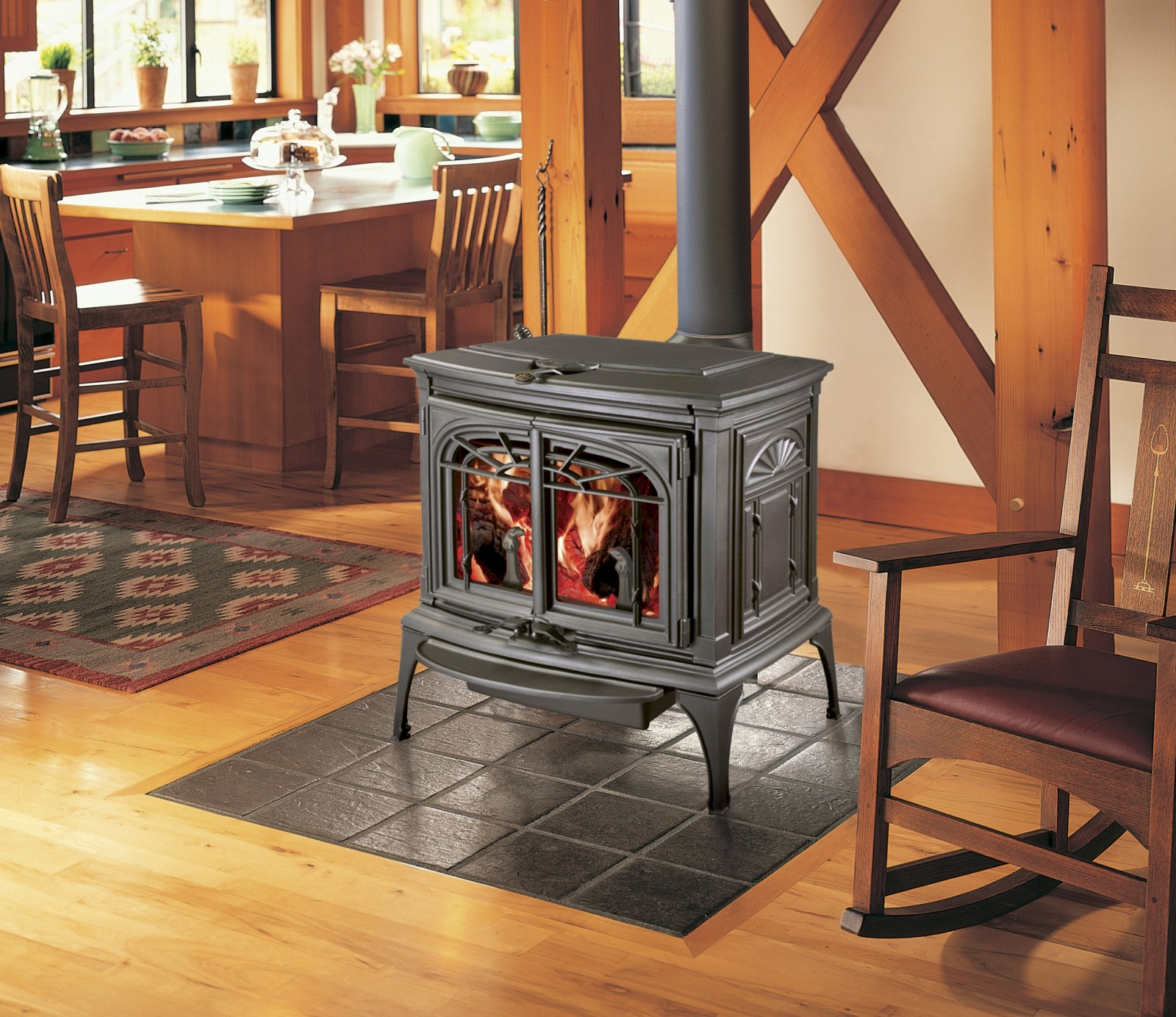 Choosing A Woodstove That Is Right For You
