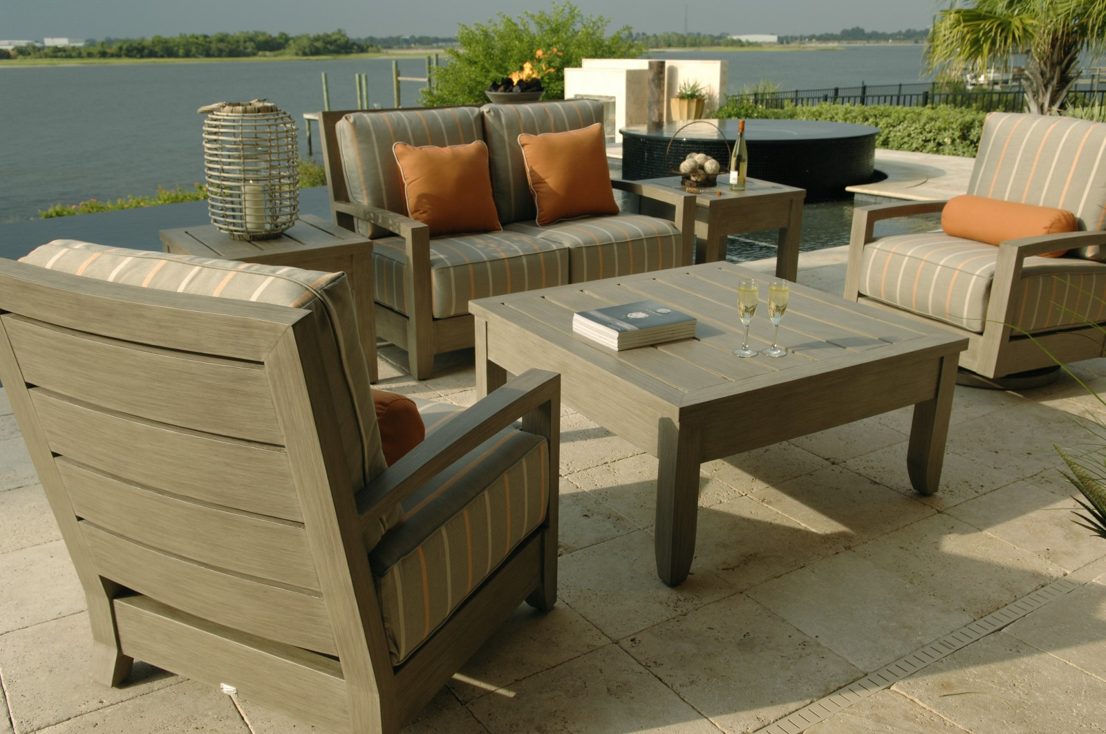 naples seating group patio furniture