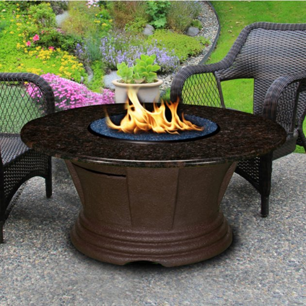 1000 Images About Backyard Fire Tables On Pinterest