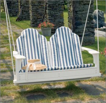 The Comfortably Casual Adirondack Porch ...