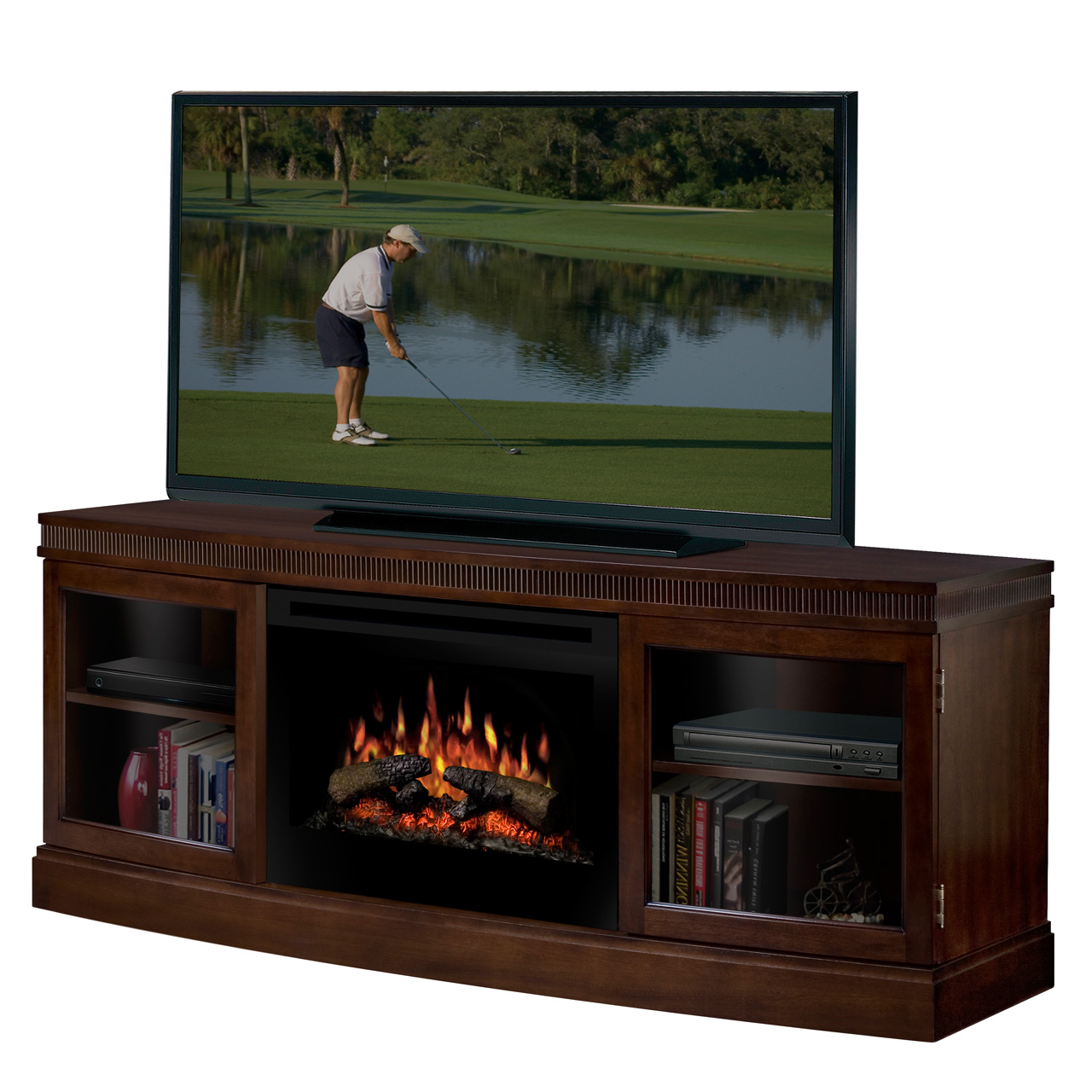 Electric Fireplaces Archives Hot Tubs Fireplaces Patio - Style selections electric fireplace