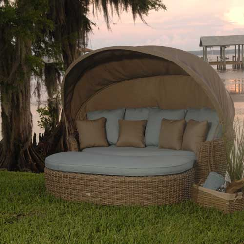 Chaises Daybeds Patio Casual Dreux Daybed