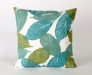 Mystic Leaf Aqua