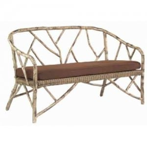 River Run Bench Loveseat