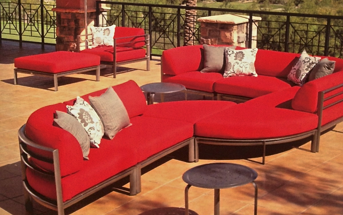 Round Sectional Outdoor Furniture Outdoor Patiotional Sofac2a0 Photo Concept Furniture Sofa