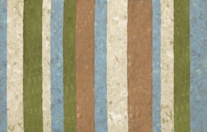 Verve II Stripe Green