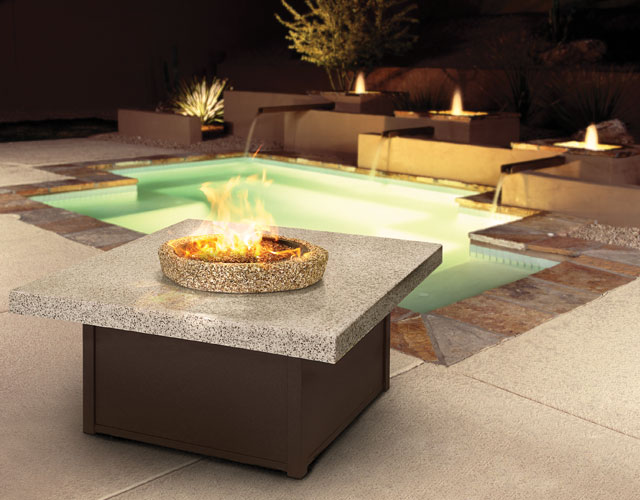 Hot Tubs, Fireplaces, Patio