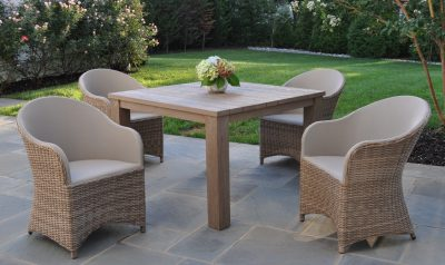 Good With Its Curved And Sleek Lines The Milano Dining Chair Is As Comfortable  As It Is Beautiful. Pair This Milano Patio Furniture With A ...